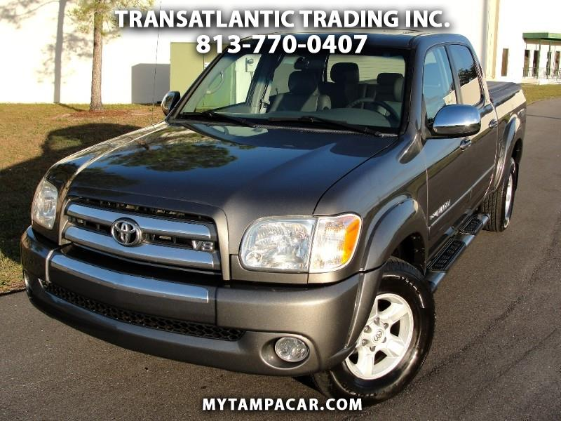 2006 Toyota Tundra Sr5 >> Used 2006 Toyota Tundra Sr5 Double Cab 4wd For Sale In Tampa