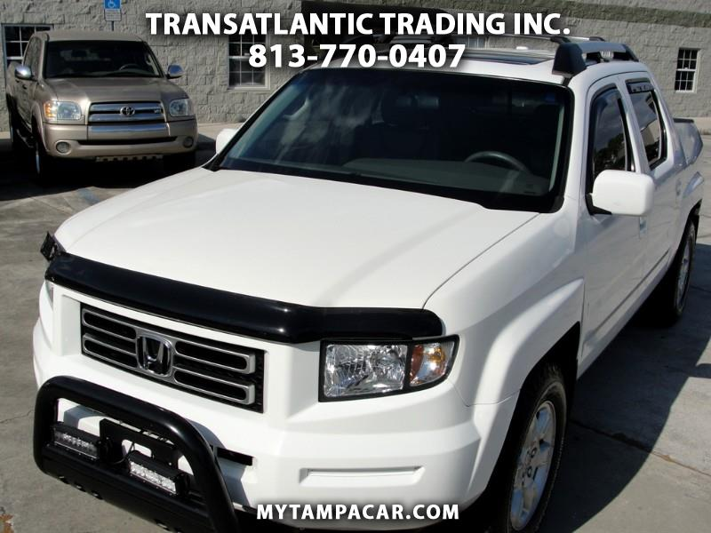 Honda Ridgeline RTL with Moonroof, XM Radio & Navigation System 2006