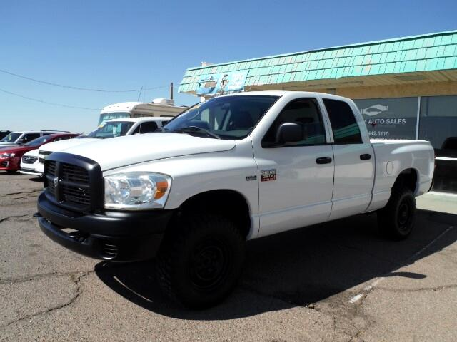 2009 Dodge Ram 2500 ST Quad Cab Short Bed 4WD