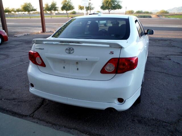 2010 Toyota Corolla S 4-Speed AT