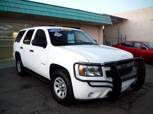 2012 Chevrolet Tahoe LS 4X4