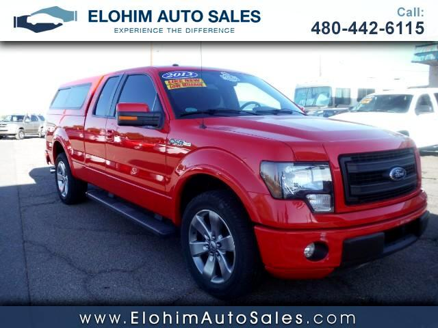 "2013 Ford F-150 2WD SuperCab 145"" FX2 Sport"