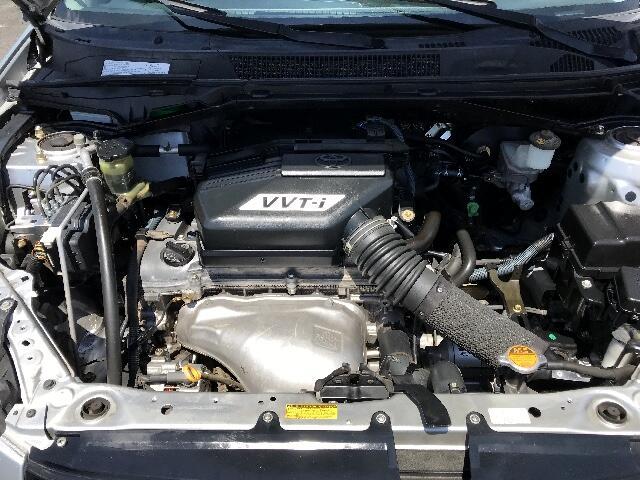 2004 Toyota RAV4 4WD