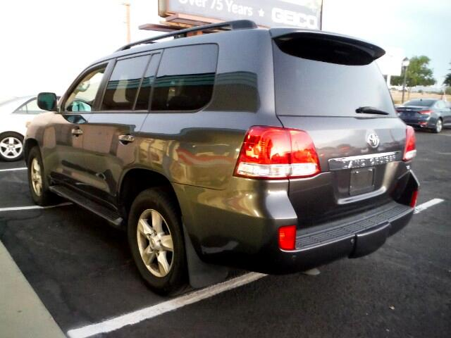 2010 Toyota Land Cruiser 4WD