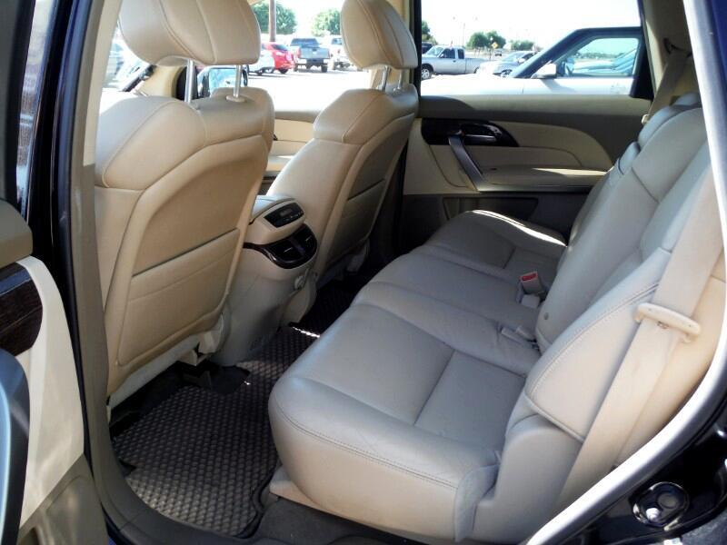 2012 Acura MDX 6-Spd AT