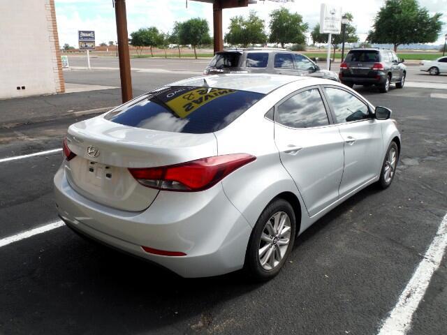 2015 Hyundai Elantra SE 6AT