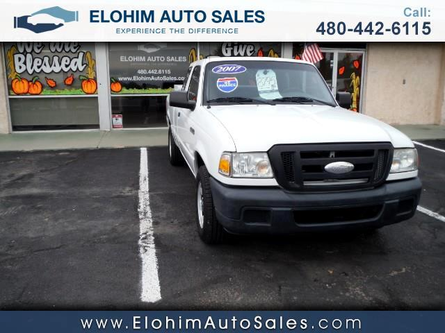 2007 Ford Ranger Sport SuperCab 2WD