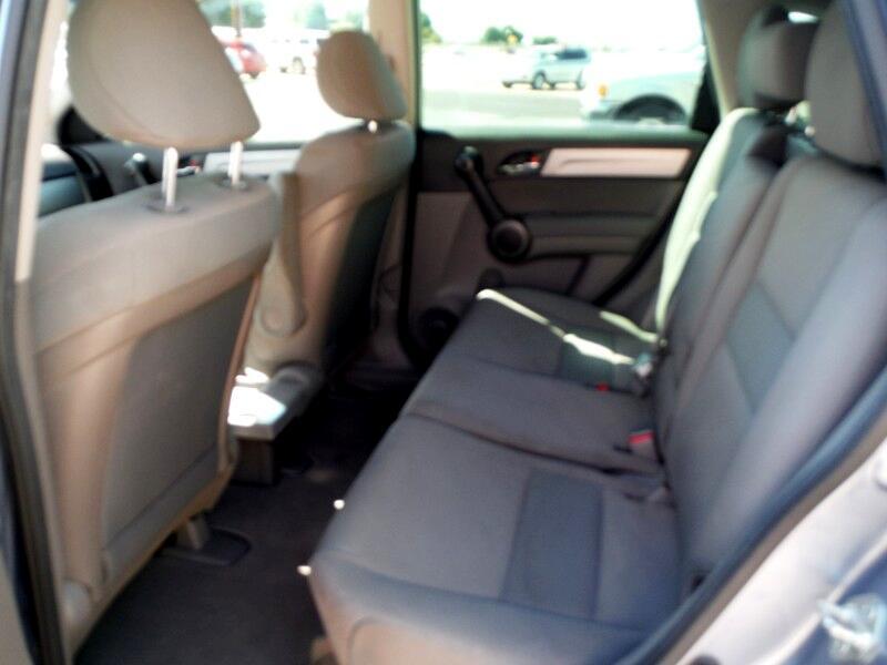 2011 Honda CR-V LX 2WD 5-Speed AT