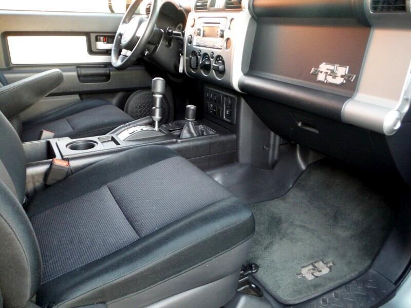 2012 Toyota FJ Cruiser 4WD