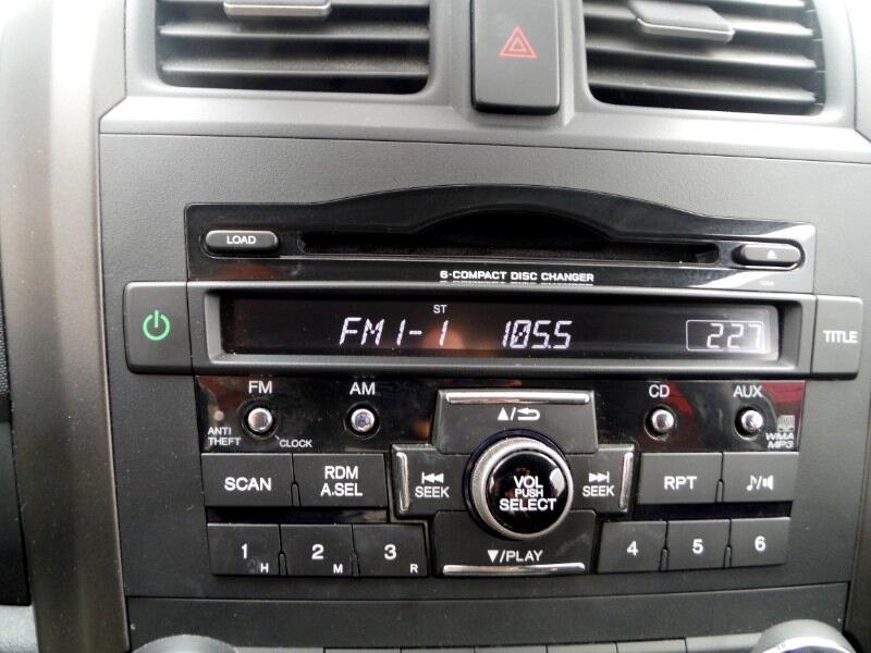 2011 Honda CR-V EX 4WD 5-Speed AT