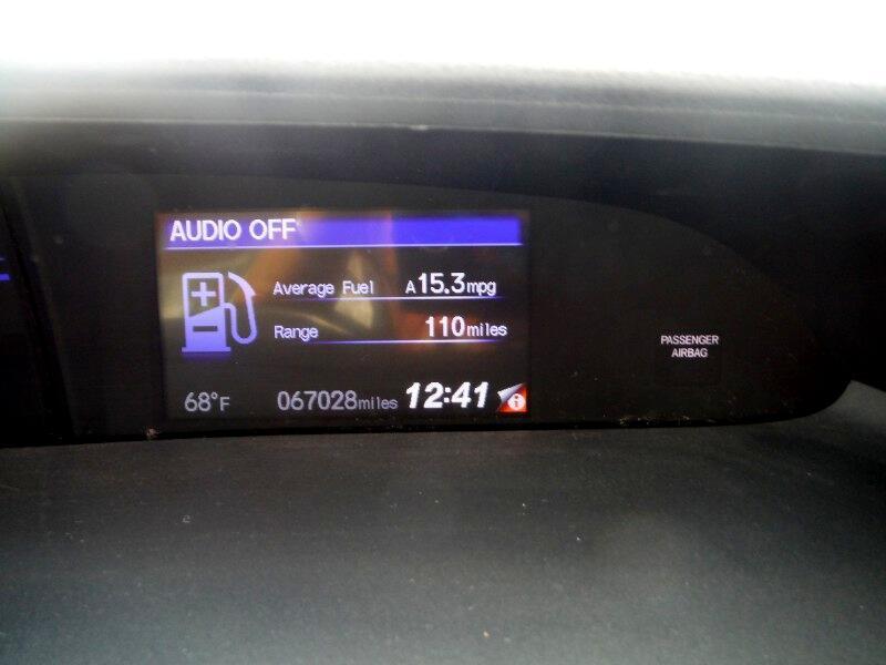 2014 Honda Civic EX Sedan CVT