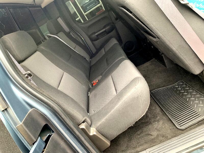 2011 Chevrolet Silverado 1500 1LT Double Cab 2WD