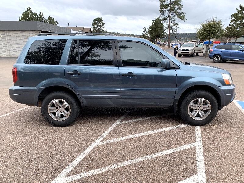 2005 Honda Pilot EX w/ Leather and DVD