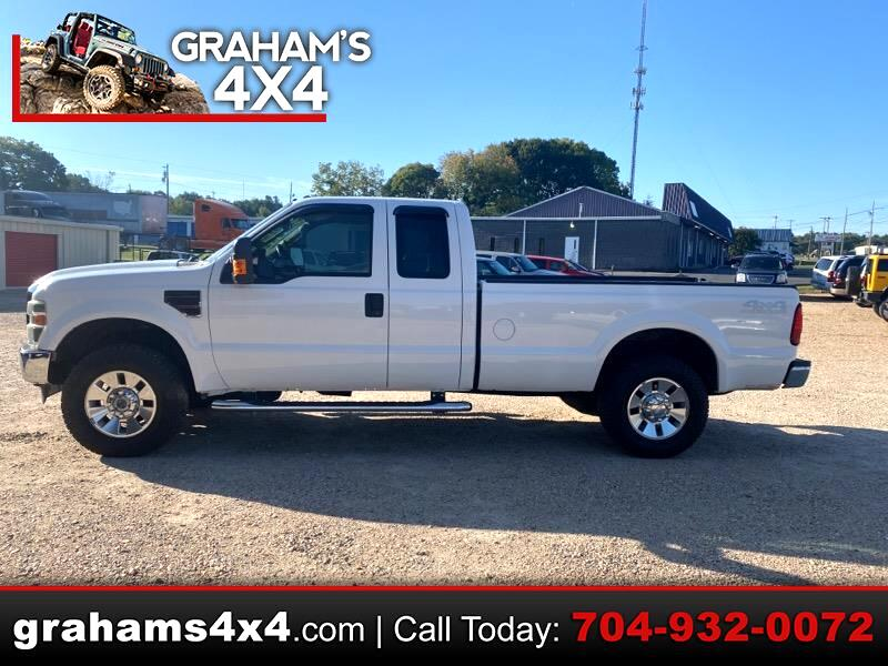Ford F-250 SD FX4 SuperCab Long Bed 2008