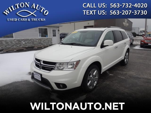 2012 Dodge Journey Crew AWD