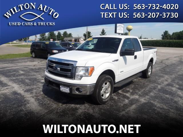 2013 Ford F-150 XLT SuperCab 4WD