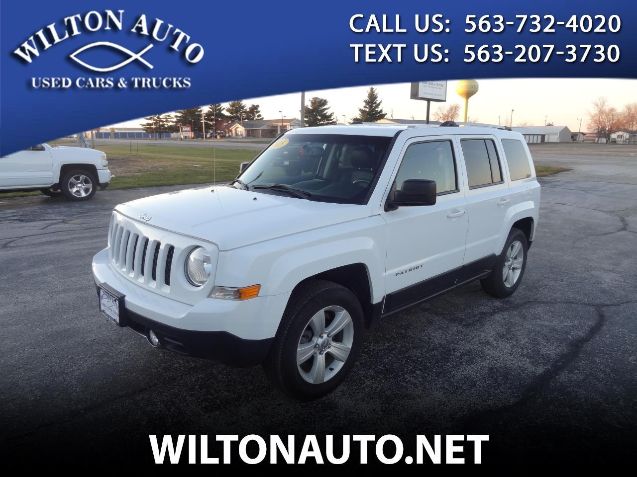Jeep Patriot 4WD 4dr Limited 2015