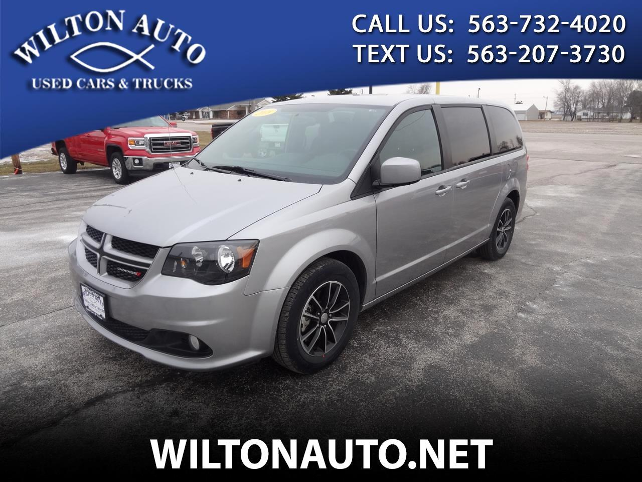 Dodge Grand Caravan GT Wagon 2018