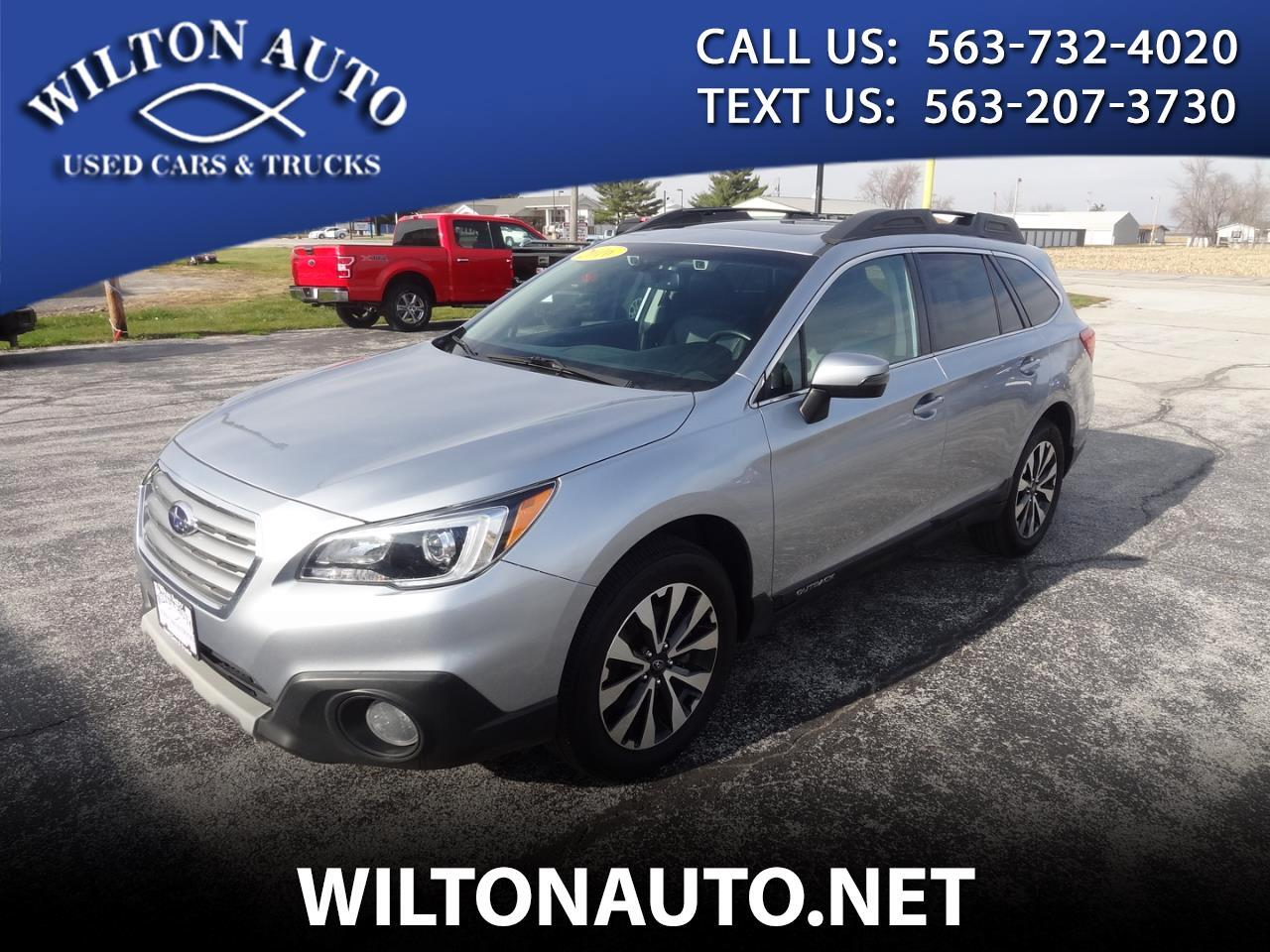 Subaru Outback 4dr Wgn 2.5i Limited PZEV 2016