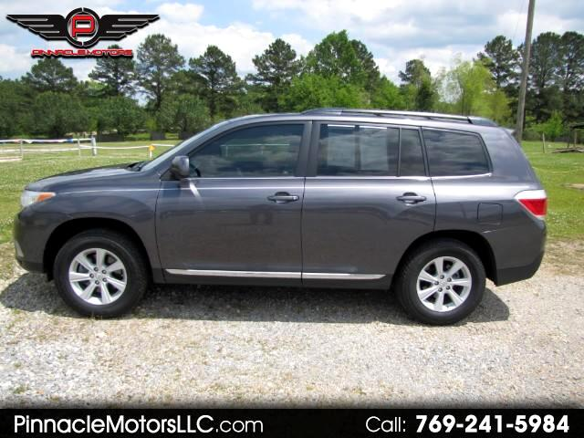 2013 Toyota Highlander 4dr V6 w/3rd Row (Natl)