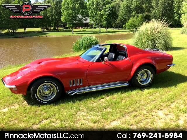 1968 Chevrolet Corvette Stingray 2LT Coupe Manual