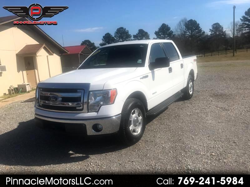 2013 Ford F-150 XLT 2WD SuperCrew 5.5' Box