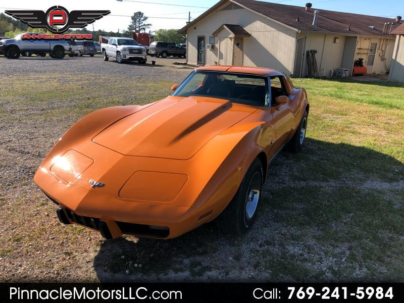 1977 Chevrolet Corvette Sting Ray  COUPE