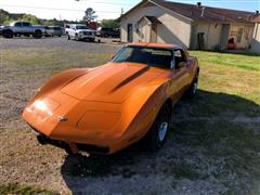 1977 Chevrolet Corvette Sting Ray