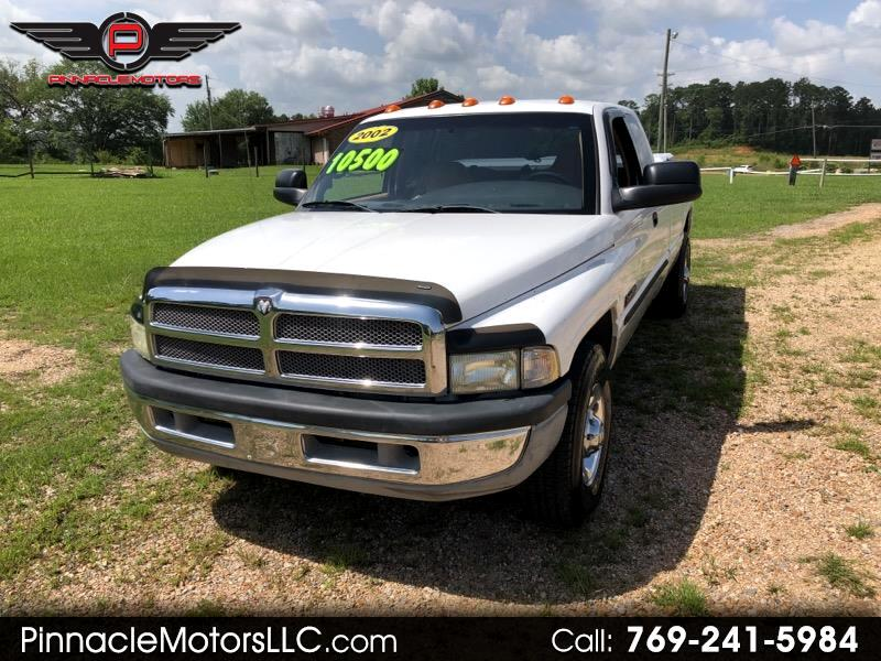 2002 Dodge Ram 2500 Club Cab 8-ft. Bed 2WD