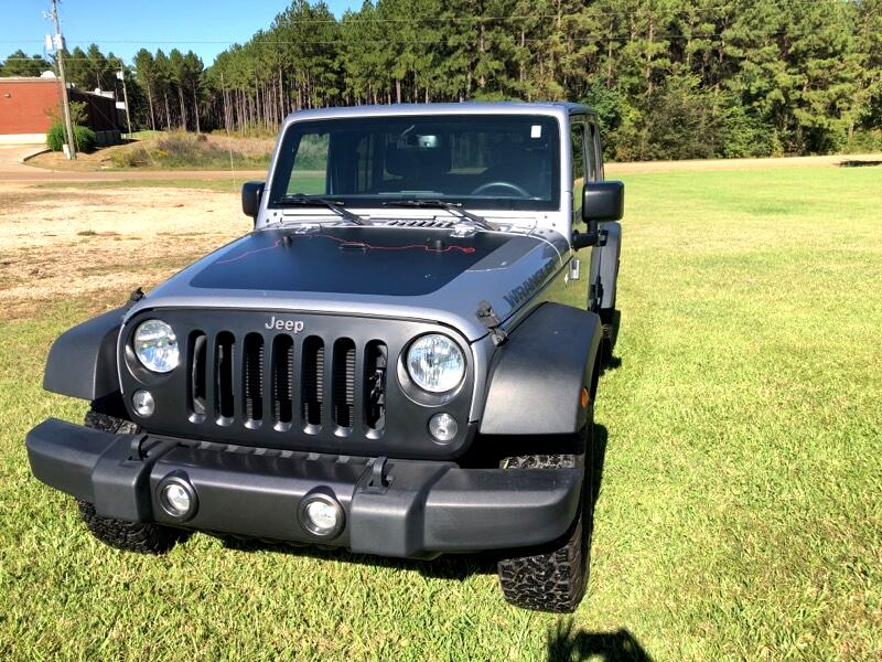 2017 Jeep Wrangler UNLIMITED MPV BIG BEAR