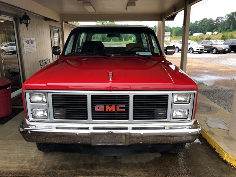 GMC Jimmy C/K 1500 4WD 1985