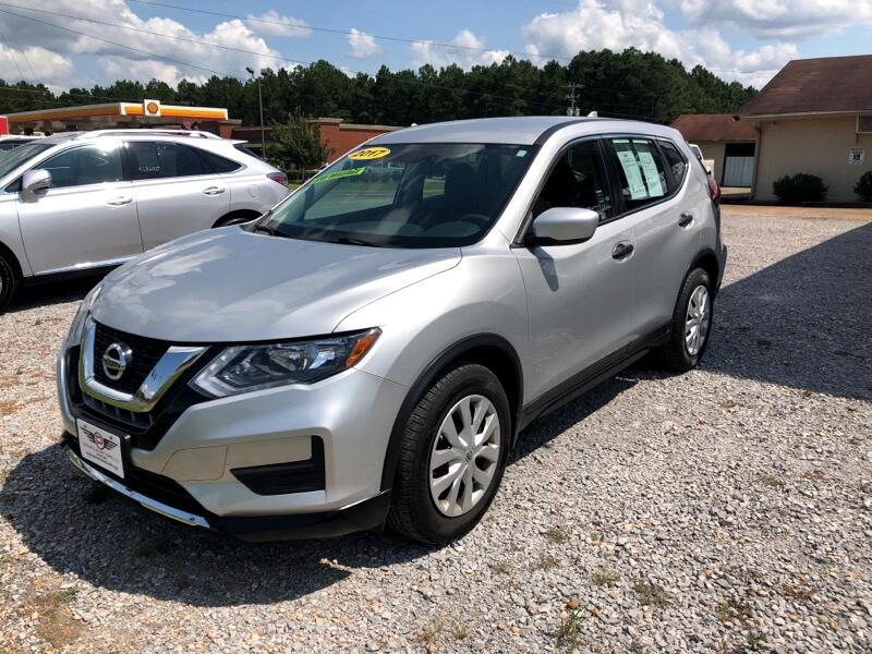 Nissan Rogue S 2WD 2017
