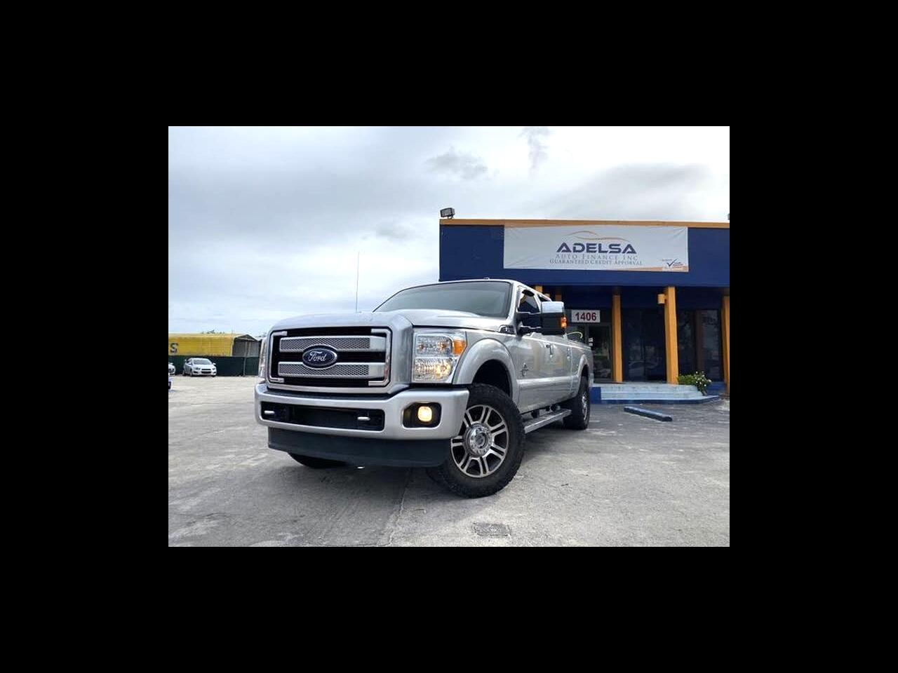 Ford F-250 SD XLT Crew Cab Long Bed 4WD 2016