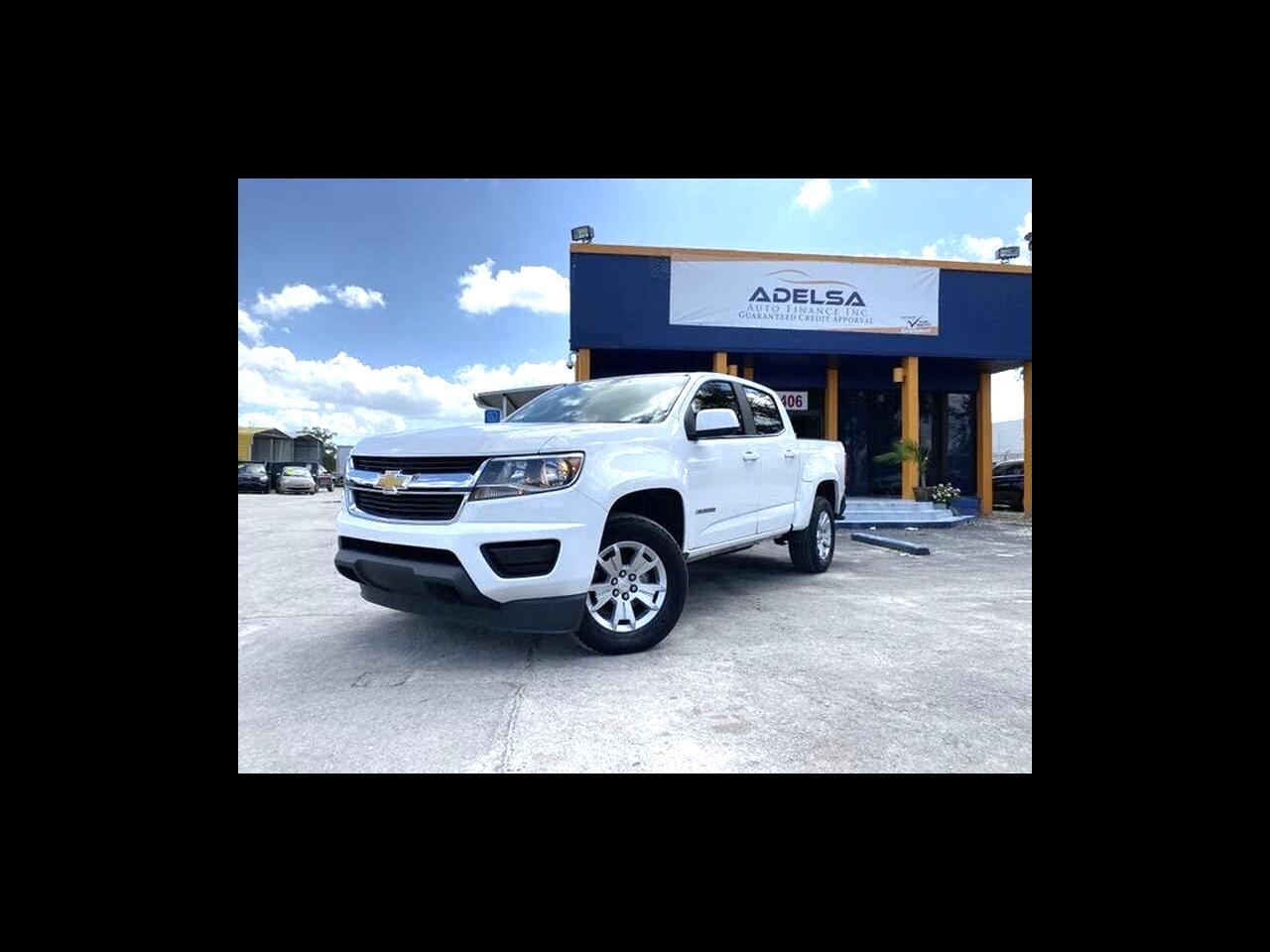 Chevrolet Colorado LT Crew Cab 2WD Long Box 2015
