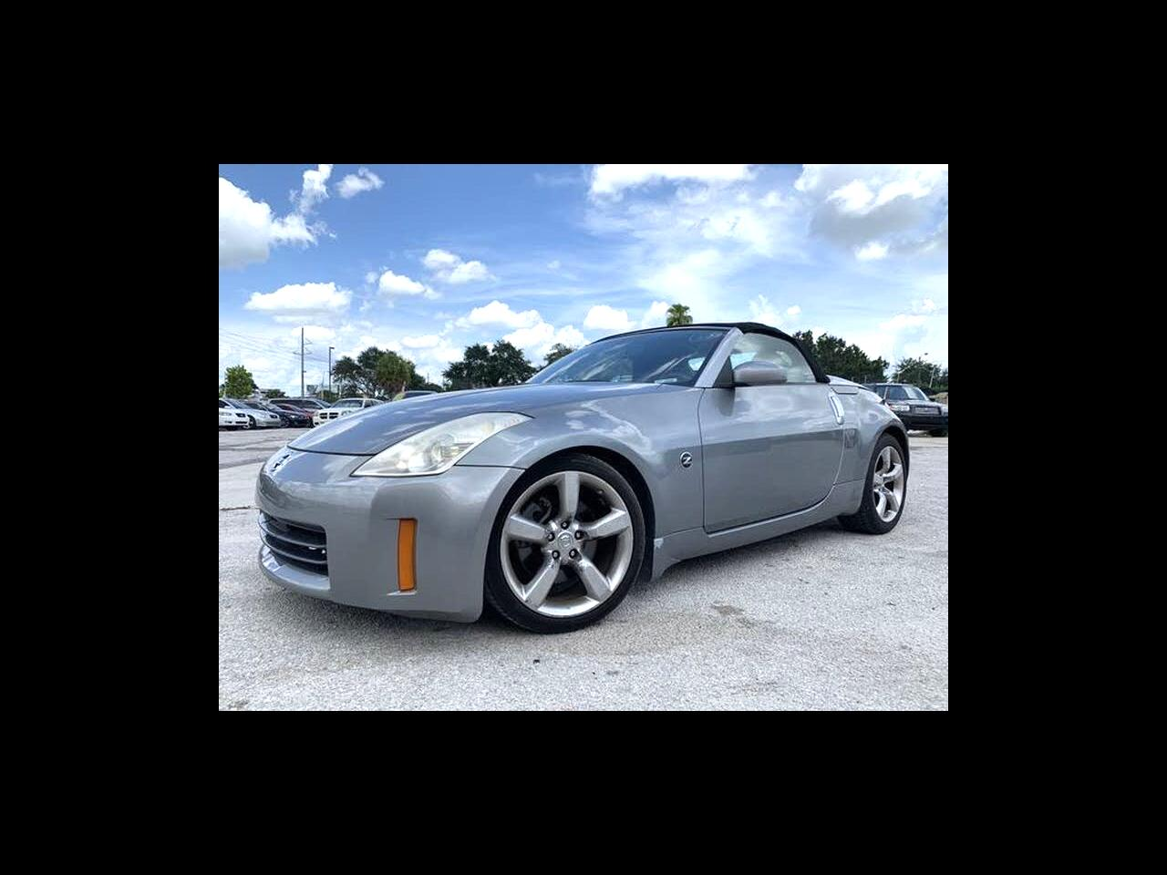 Nissan 350Z Enthusiast Roadster 2006