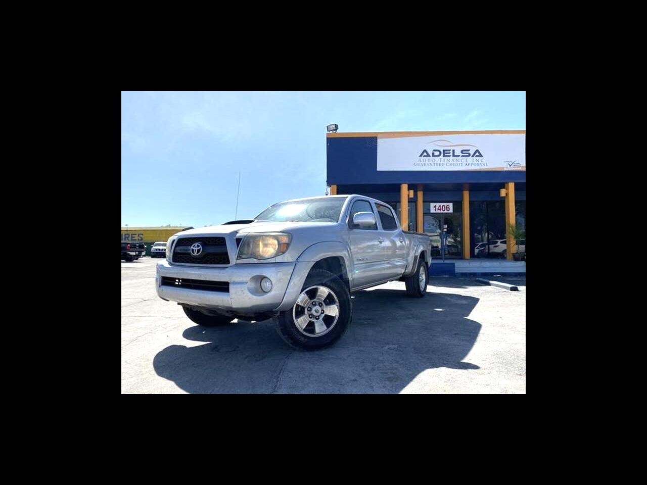 Toyota Tacoma PreRunner Double Cab Long Bed V6 2WD 2011