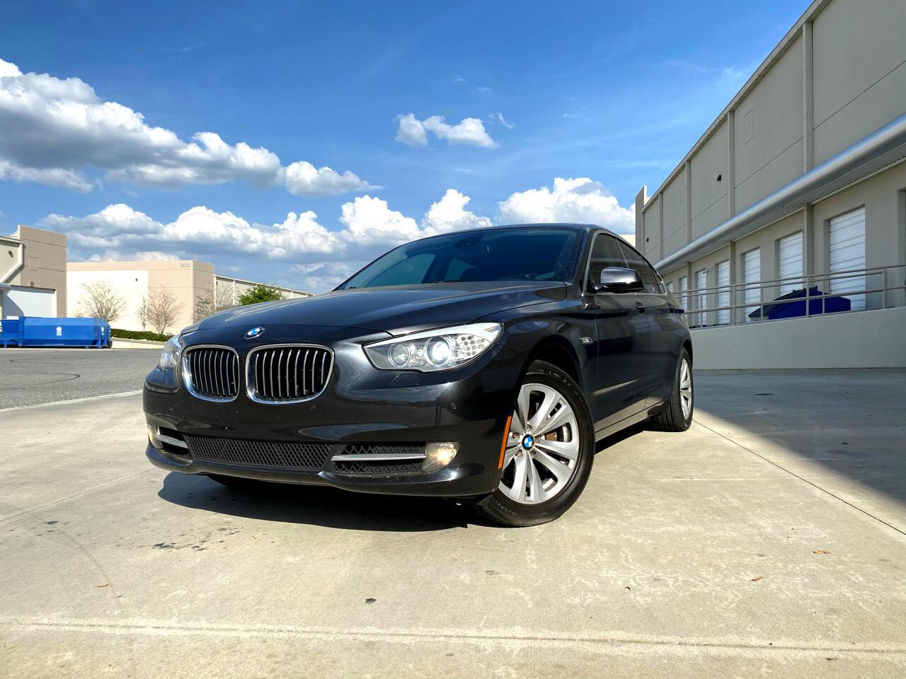 BMW 5 Series Gran Turismo 5dr 535i Gran Turismo RWD 2010