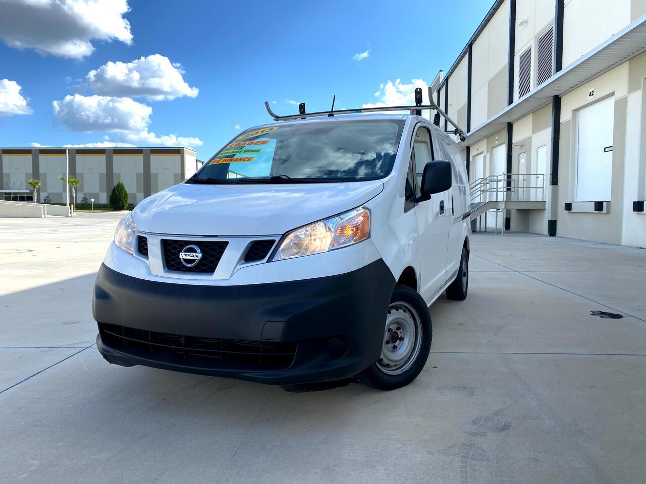 Nissan NV200 I4 SV 2015