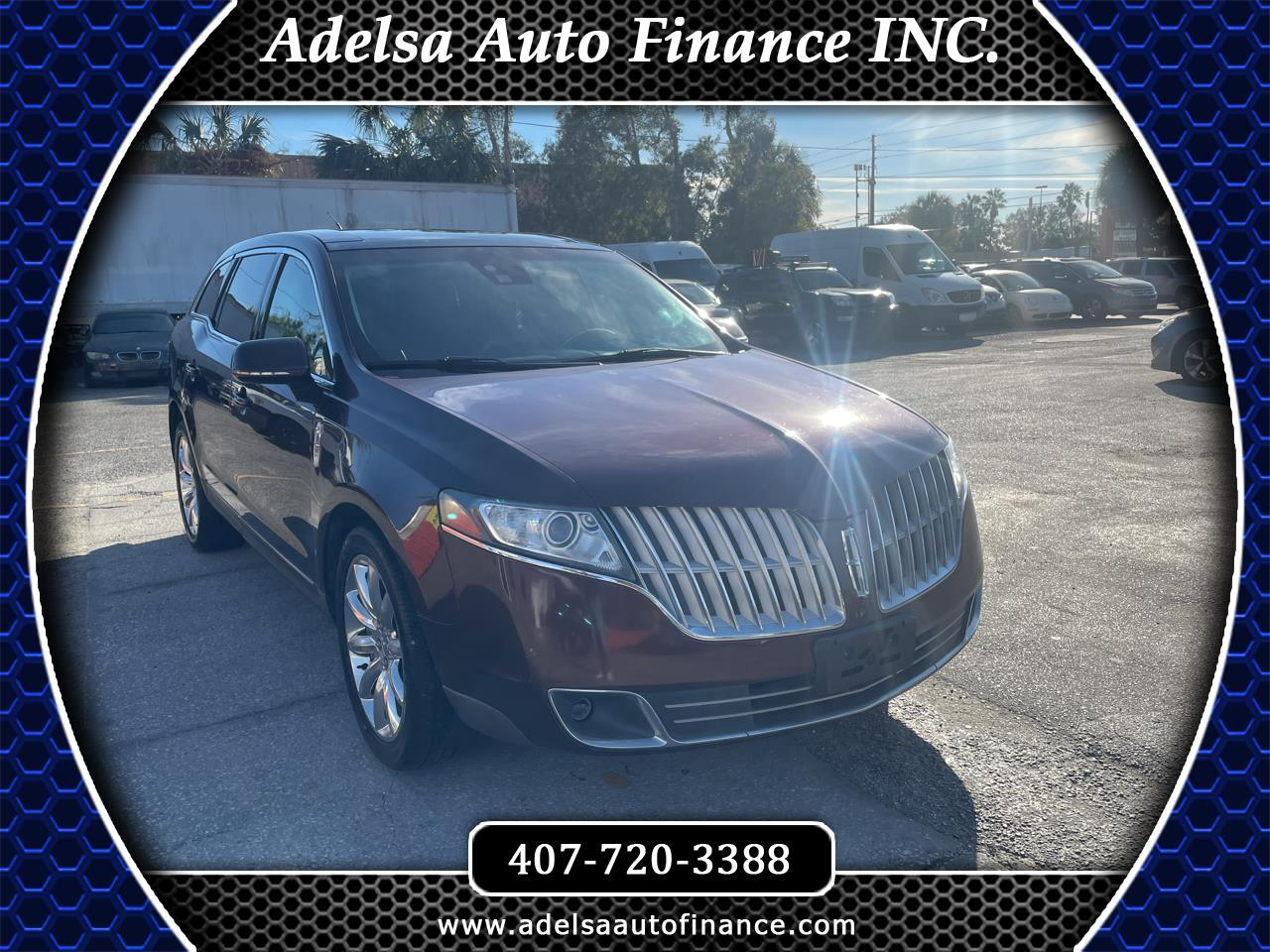 2010 Lincoln MKT 3.5L AWD