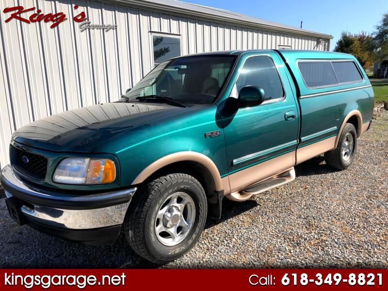 Ford F-150 Reg. Cab Long Bed 2WD 1997