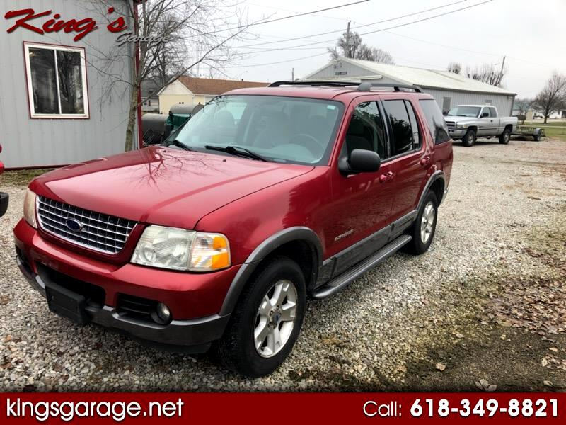 Ford Explorer XLT 4.0L 4WD 2004