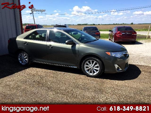 2014 Toyota Camry 4dr Sdn I4 Auto XLE (Natl)