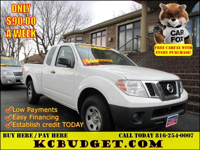 2014 Nissan Frontier SV King Cab I4 5MT 2WD