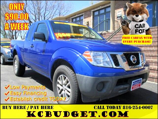 2015 Nissan Frontier SV King Cab 6MT 2WD
