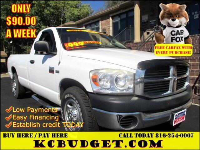 2009 Dodge Ram 2500 ST 2WD