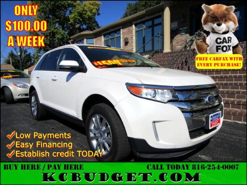 Ford Edge 4dr SEL AWD 2014