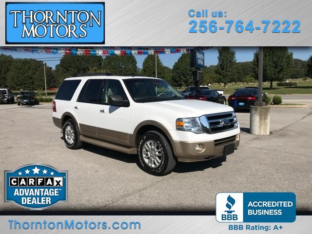 """2011 Ford Expedition 119"""" WB XLT 4WD"""