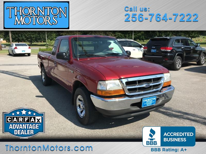 2000 Ford Ranger XLT SuperCab 2-Door 2WD