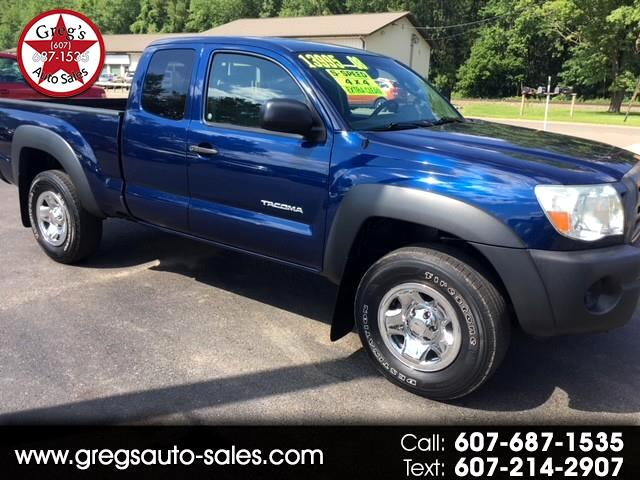 2008 Toyota Tacoma 4WD Access I4 MT (Natl)