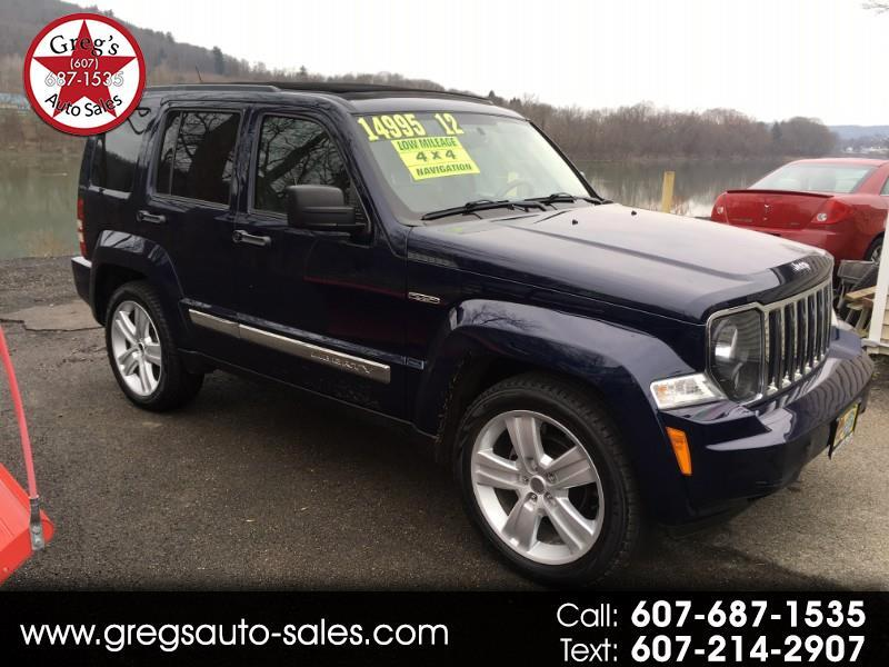 2012 Jeep Liberty 4WD 4dr Limited Jet